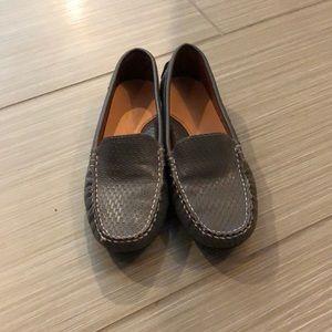 Other - Dark grey Veretini Loafers